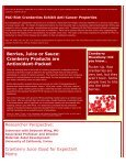 New Cranberry Health Research dosedependent - Page 2