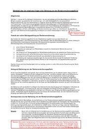 Antrag auf Befreiung von der Rentenversicherungspflicht ... - ervnn.de