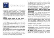 Manifest w sprawie praw człowieka dla nowego Parlamentu Europejskiego 2009