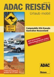 ADAC CampmobileUsaKanadaMehr So12