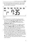 Wochenzeitschaltuhr 7 day weekly timer - Seite 7