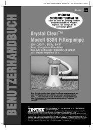 MODEL 638R - Steinbach