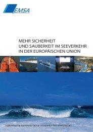 Mehr Sicherheit und Sauberkeit im Seeverkehr in der Europäischen Union