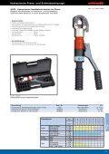 Hydraulische Press- und Schneidwerkzeuge - Seite 3