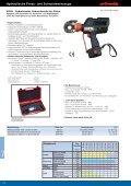 Hydraulische Press- und Schneidwerkzeuge - Seite 4