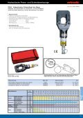 Hydraulische Press- und Schneidwerkzeuge - Seite 5