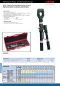 Hydraulische Press- und Schneidwerkzeuge - Seite 6