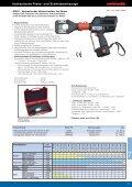 Hydraulische Press- und Schneidwerkzeuge - Seite 7