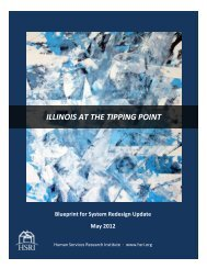 ILLINOIS AT THE TIPPING POINT