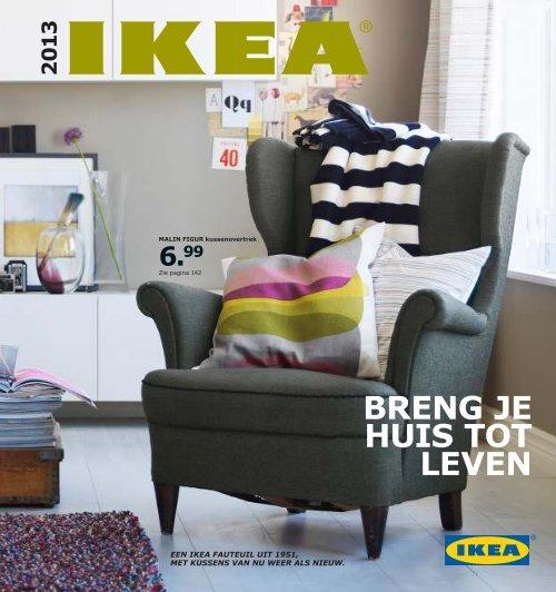 Ikea Bankhoes Verven.Ikea Catalogus 2013 Nl