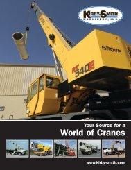 World of Cranes - Psndealer.com psndealer