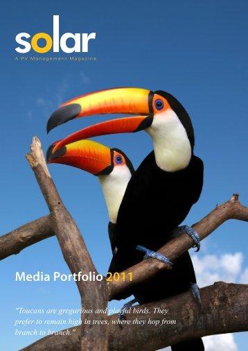 Media Portfolio 2011