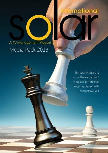 Media Pack 2013