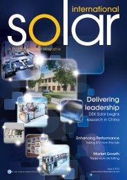 Delivering leadership