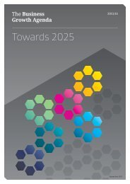 Towards 2025