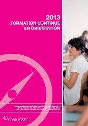 Programme 2013 [PDF] - SDBB