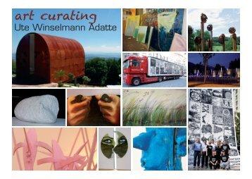 art curating
