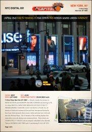 NYC DIGITAL 001 NEW YORK NY