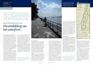 Herontdekking van het waterfront