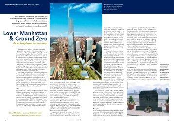 Lower Manhattan & Ground Zero