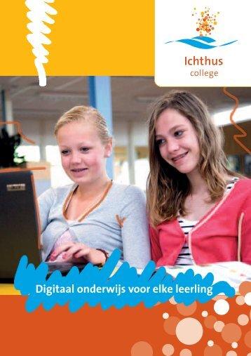 Digitaal onderwijs voor elke leerling
