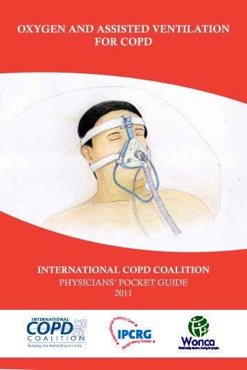 OXYGEN AND ASSISTED VENTILATION FOR COPD