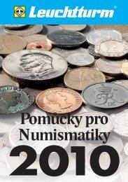Katalog pro sběratele mincí a bankovek - Eshop Infofila.cz