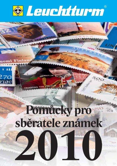 katalog pro sběratele filatelie a pohlednic. - Eshop Infofila.cz