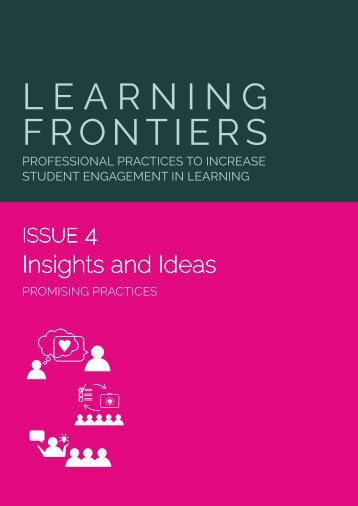 LEARNING FRONTIERS