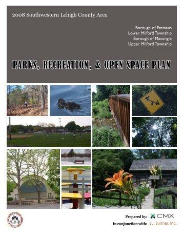 PARKS RECREATION & OPEN SPACE PLAN