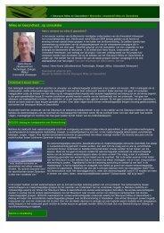 Milieu en Gezondheid...op consultatie