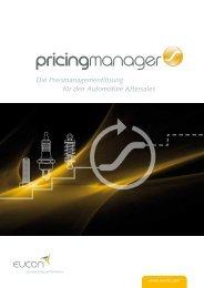 Die Preismanagementlösung für den Automotive Aftersales