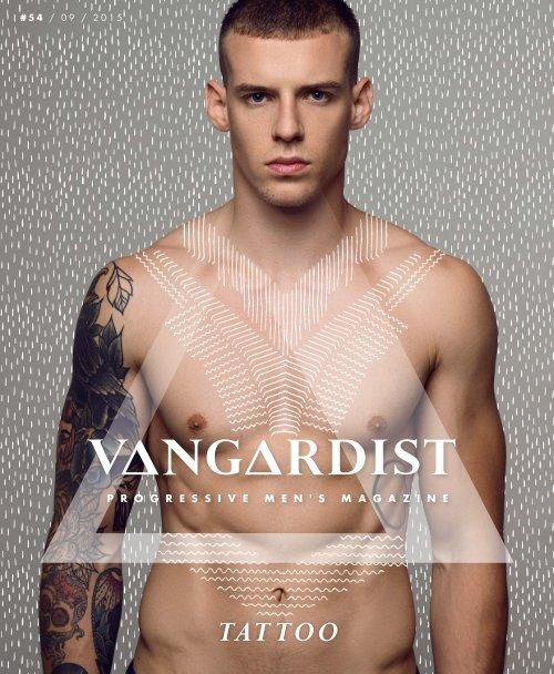 VANGARDIST MAGAZINE – Issue 54 - The Tattoo Edition