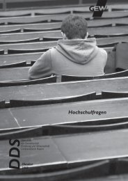 DDS 10-2009 - GEW Landesverband Bayern
