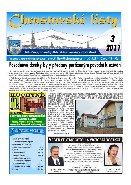 CHRASTAVSK LISTY 5/ 2002 - texty - Chrastava