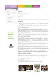 Community Door Multicultural Affairs Queensland Links to CAMS ...