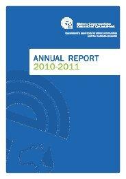 ANNUAL REPO PO PO PORT 2010 2010 2010 2010-2011 2011 2011 2011