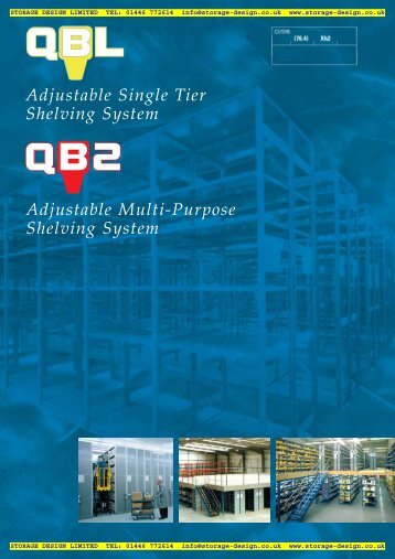 Shelving System Adjustable Multi-Purpose Shelving System