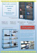 Shelving System Adjustable Multi-Purpose Shelving System - Page 3