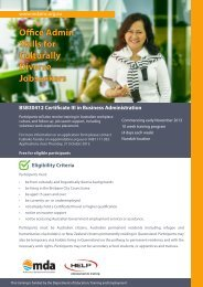Office Admin Skills for Culturally Diverse Jobseekers