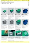 Stacking and nesting containers with lids - Page 3