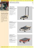 Dollies and trolleys - Page 3