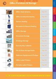 Office Furniture & Storage