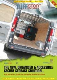 tuff stor cabinet - pdf - Storage Design Limited