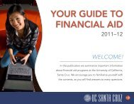 Your Guide to Financial Aid