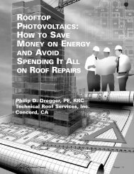 ROOFTOP PHOTOVOLTAICS HOW SAVE MONEY ENERGY AVOID SPEND IT ALL ROOF REPAIRS