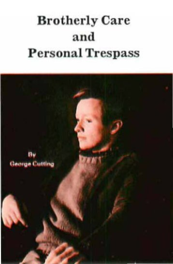 Brotherly Care Personal Trespass - Bible Truth Publishers