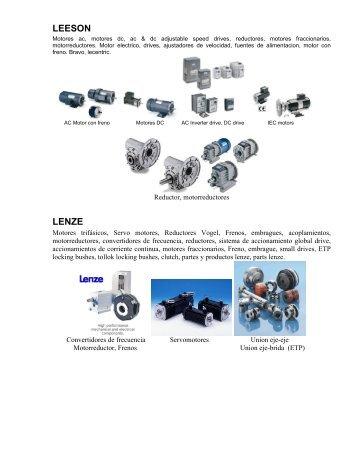LEESON LENZE