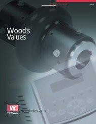Wood's Values