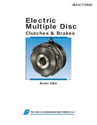 Electric Multiple Disc